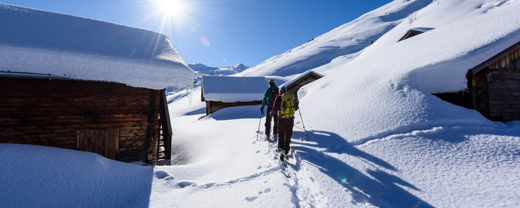 Winter Skitouren in Tirol 3